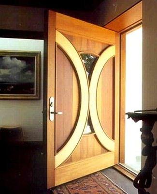 Modern Homes Beautiful Doors Designs Ideas