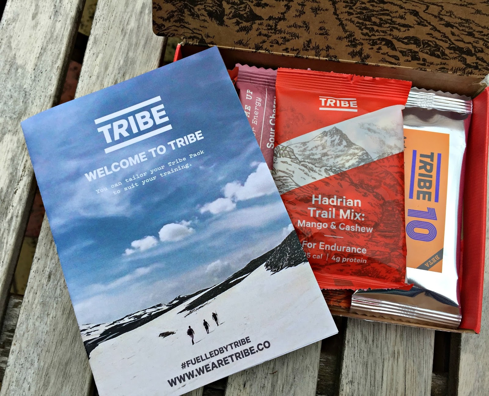 Tribe Subscription Box Review