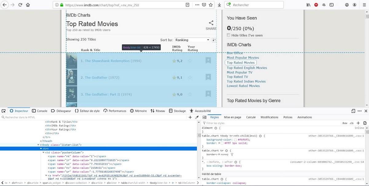 browser devtools inspector node.js web scraper