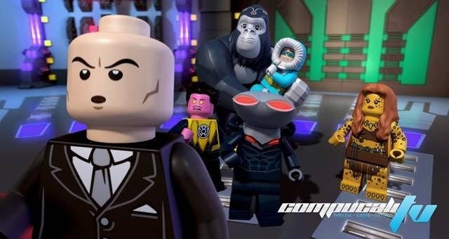 Liga de la Justicia: El ataque de la legion del mal 1080p Latino