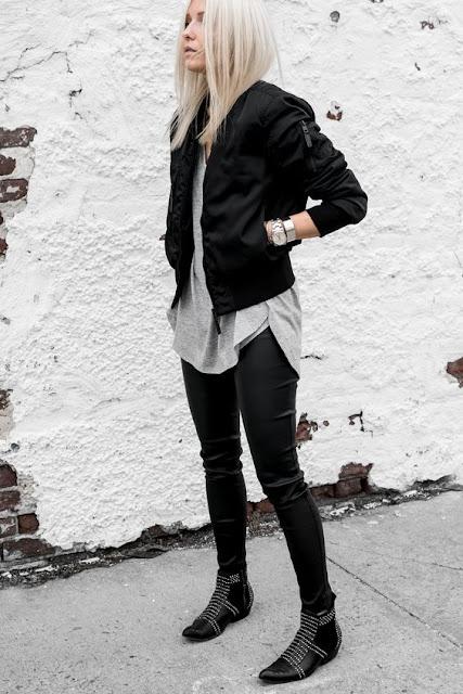 black-jacket-style
