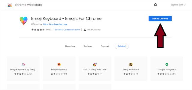 Cara Menampilkan Icon Emoji di Google Chrome Komputer