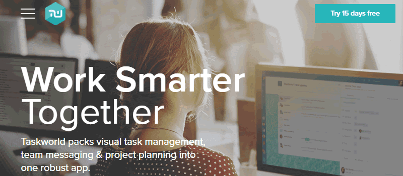 Taskworld lets you simplify and boost your productivity
