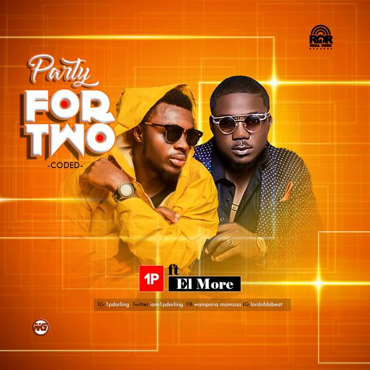 [Music] 1p ft Elmore - Party for two (coded) (prod. Elmore) #Arewapublisize