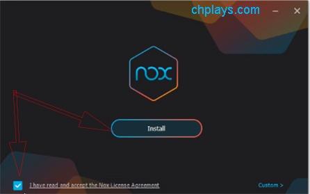 Hướng dẫn cài đặt Nox Player 6 trên máy tính 1