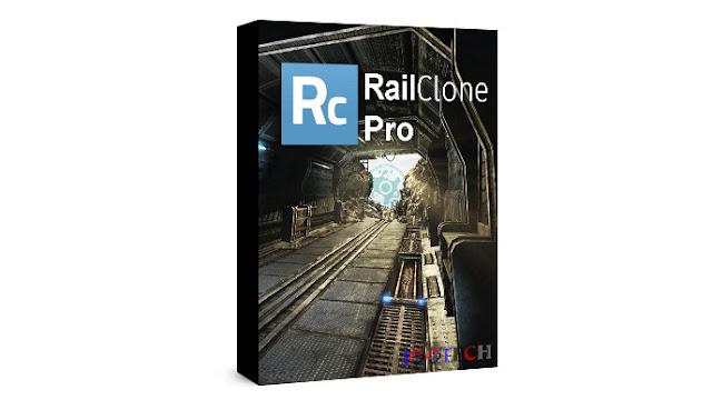 تحميل برنامج RailClone Pro for 3ds Max كامل مع التفعيل