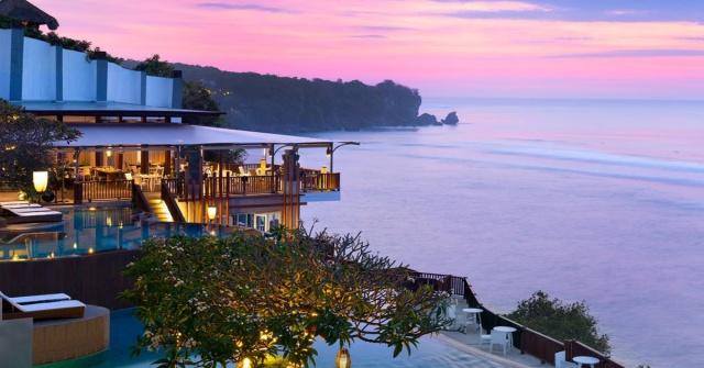 Review Resort Mewah di Bali, Anantara Uluwatu Resort