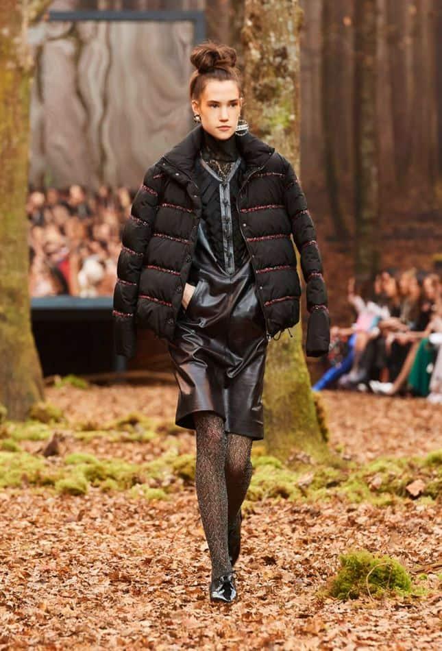 Catalogo Chanel otoño invierno 2018