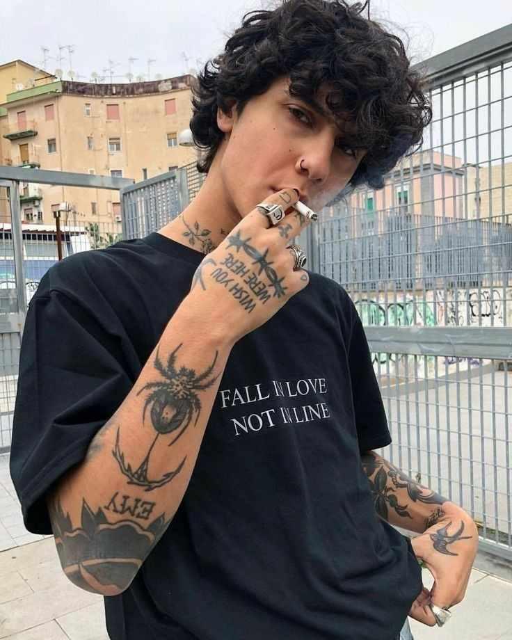 Foto de tatuajes para hombres