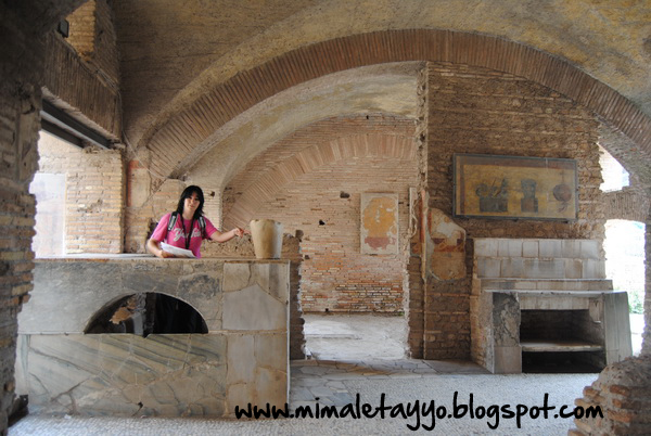 Termopolium en Ostia Antica