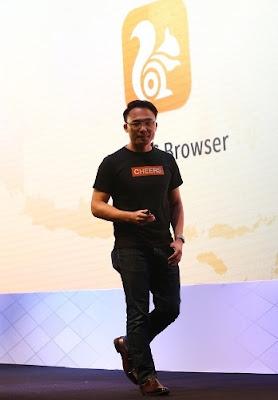 UCWeb meluncurkan UC News di Indonesia