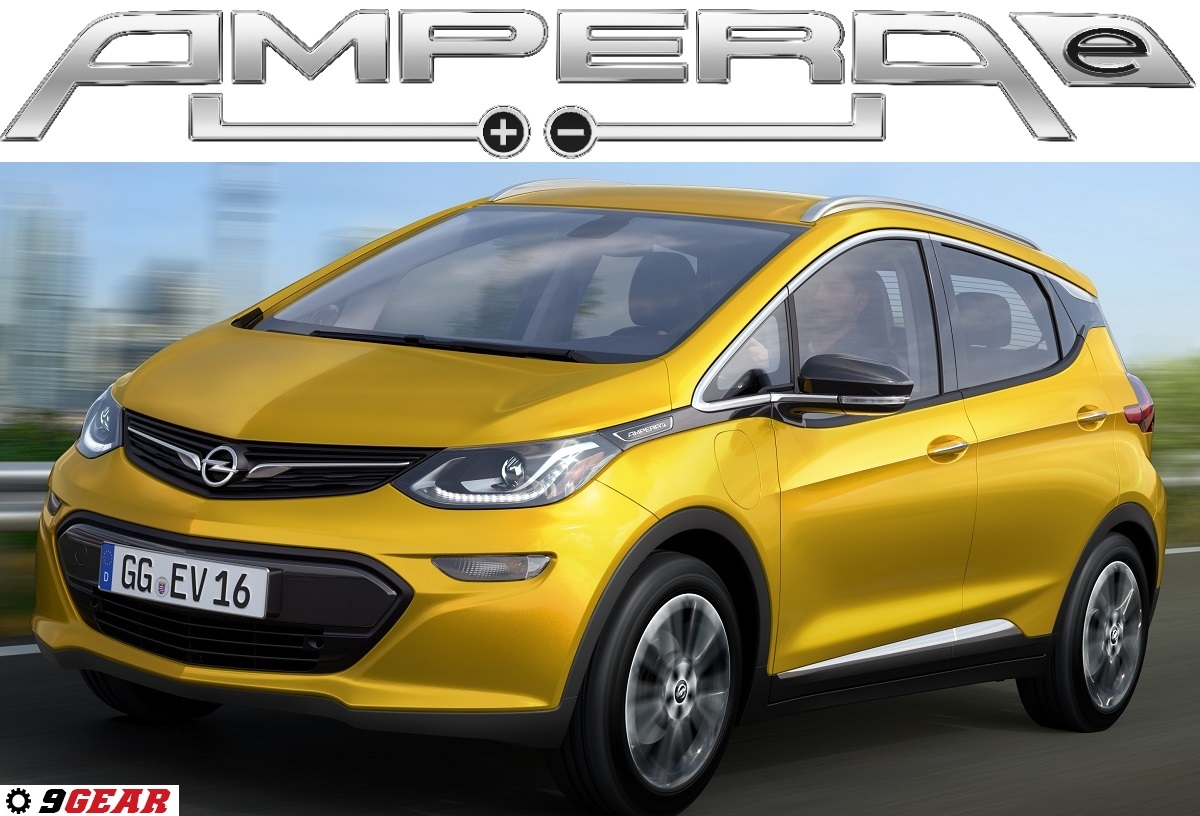 opel ampera e electric car arriving in 2017 car reviews new car pictures for 2018 2019. Black Bedroom Furniture Sets. Home Design Ideas