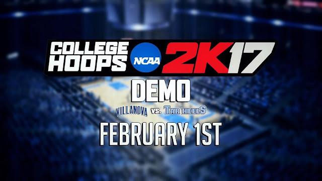 DNA Of Basketball | DNAOBB: COLLEGE HOOPS 2K17 MOD - DEMO ...