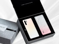 Swarovski crystal case For Limited edition Huawei P30 Pro