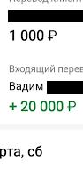 скрин банка МММ 2021