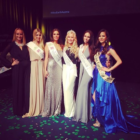 Miss Earth Austria 2014