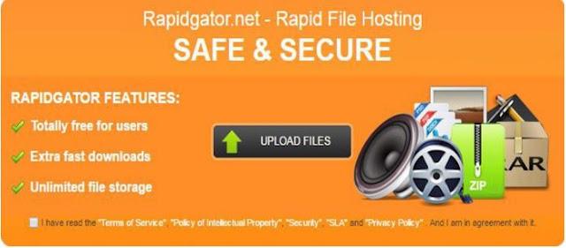 Rapidgator Premium Accounts