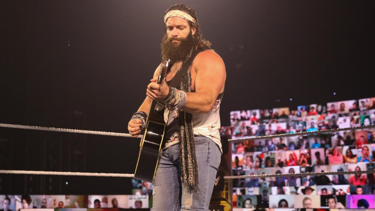 Vídeo misterioso sobre Elias é exibido no WWE RAW