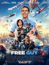Free Guy (2021) HDRip Full Movie Watch Online Free