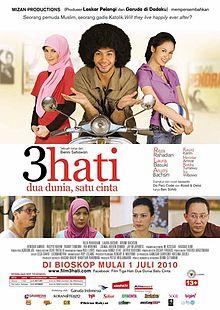 Film 3 Hati Dua Dunia - Satu Cinta