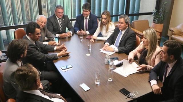 Bancada federal da PB faz reunião virtual com secretário e projeta 300 milhões