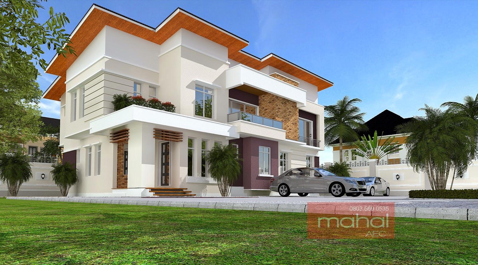 Contemporary Nigerian Residential Architecture: C.Ohio House