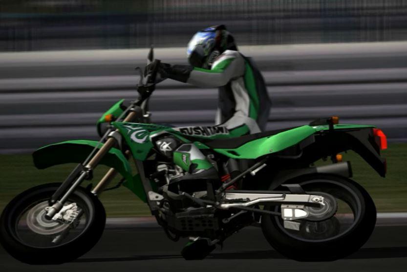 Kawasaki D-Tracker 250 2005