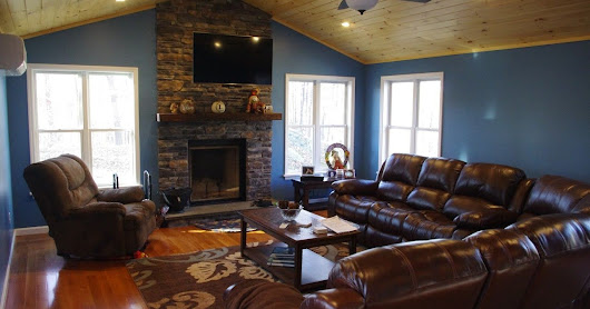 Willowbrook Ranch Family Room