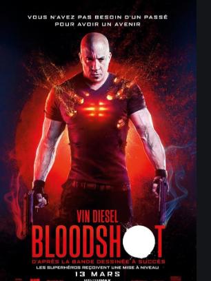Bloodshot Enligsh, Hindi Movie (2020) | Cast | Teaser | Trailer | Release Date