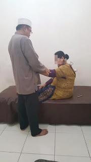 Terapi Syaraf Kejepit di Tangerang Banten Haji Sadar