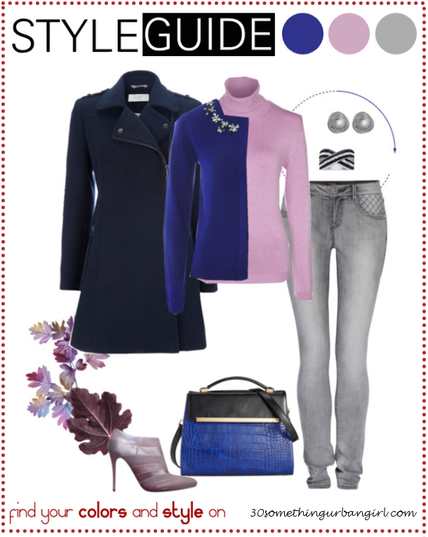 Bundle up for cold weather, stylish outfit idea for Cool Summers