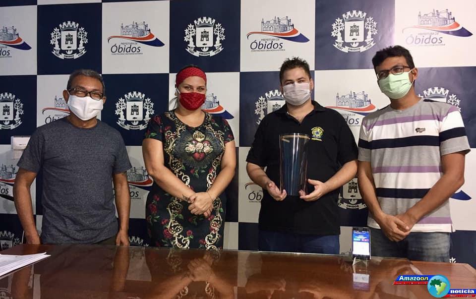 Instituto Federal do Pará – IFPA, redirecionou seu potencial tecnológico para ajudar o município de Óbidos no combate ao Coronavírus.