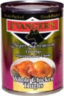 Picture of Evanger's Super Premium Hand-Packed Whole Chicken Thighs Canned Dog Food