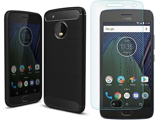 Moto G5 Plus Best Tempered Glass Screen Protector Cases and Covers