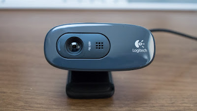 Cara install webcam Logitect C270 di PC atau Laptop