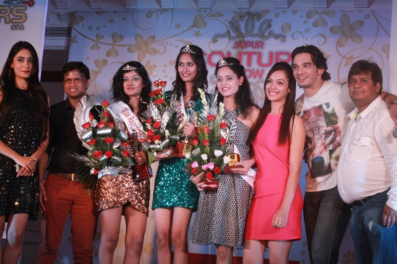 Elite Miss Rajasthan 2014