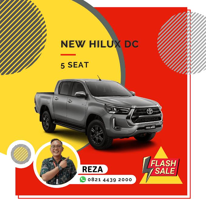 Promo Harga Hilux DC Bali