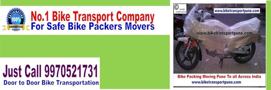 Bike Transport Pune Bike Transport In Pune Trusted Bike