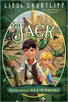 Jack: The True Story of Jack and the Beanstalk