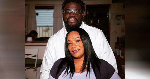 Bernard Jones and Georgia Giles-Jones