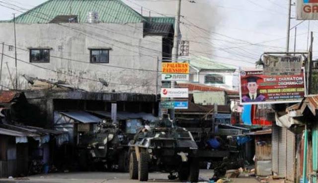 Perang Marawi Filipina