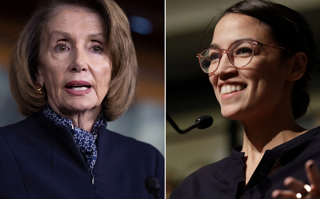 Alexandria Ocasio-Cortez already has plans to defy Pelosi