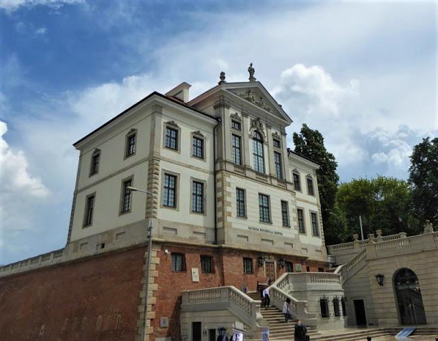 museo chopin varsavia