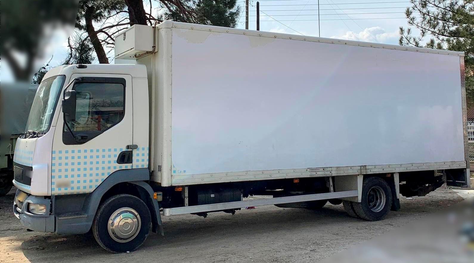 Θράκη: Οδηγός νταλίκας χωρίς δίπλωμα μετέφερε μετανάστες