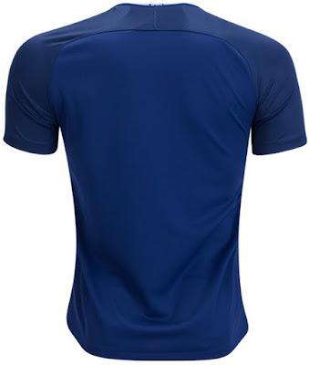 17-18 Tottenham Hotspur Away Black Soccer Jersey Shirt