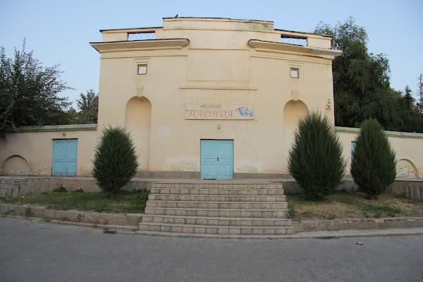 Tadjikistan, Douchanbé, théâtre Padida, © L. Gigout, 2012