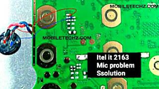 Itel-it2163-Mic-Ways-Jumper-Solution