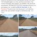 Ta nas redes: Prefeito Murilo é elogiado por trabalho nas estradas