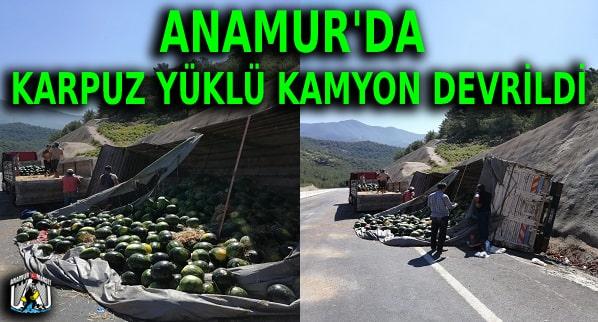 Anamur Haber,Anamur Son Dakika,