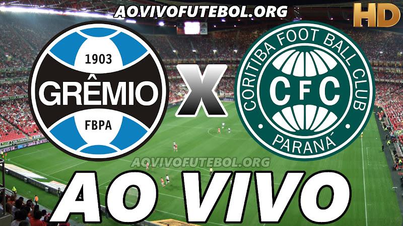 Assistir Grêmio vs Coritiba Ao Vivo HD